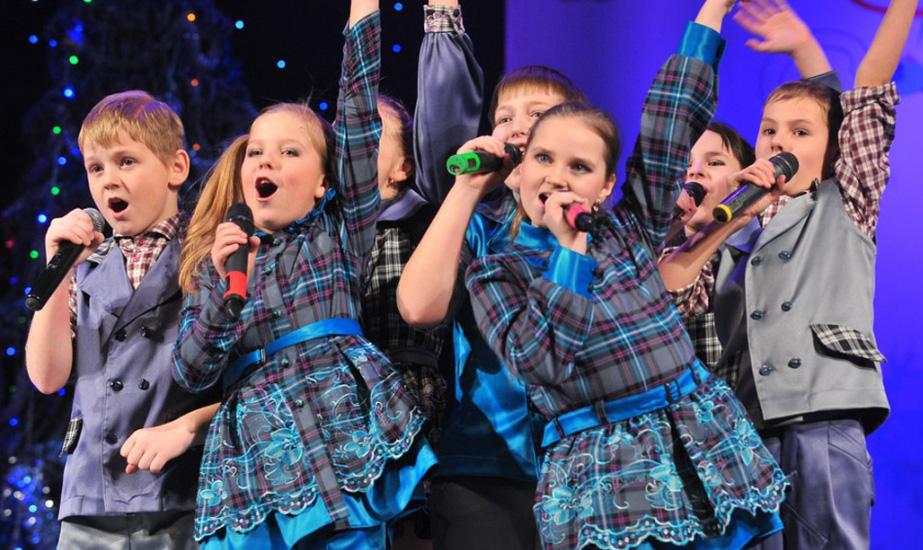 Детский благотворительный концерт