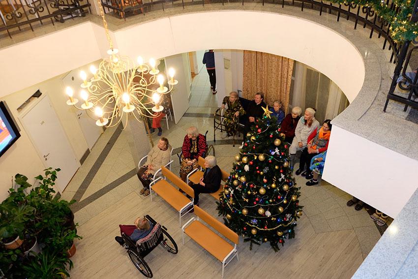 Частный семейный пансионат для пожилых золотой век дом престарелых в киеве, киевской области